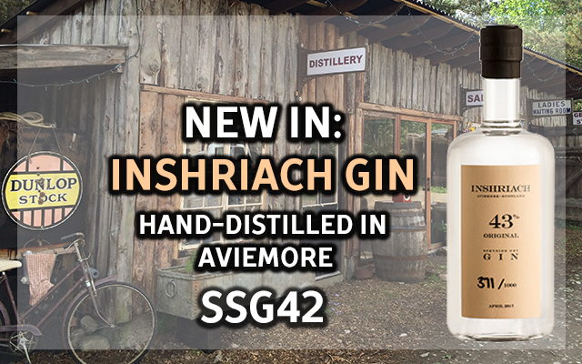 inshriach gin