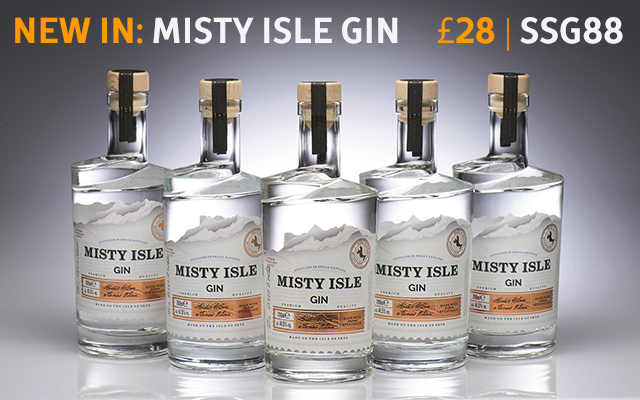 Misty Gin